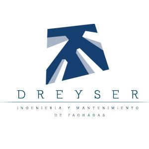 Logotipo Dreyser ingeniería y mantenimiento de fachadas
