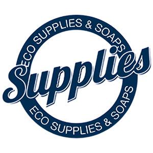 Logotipo Eco Supplies servicios de limpieza y suministros profesional