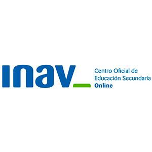 Logotipo Inav empresa de formación on line