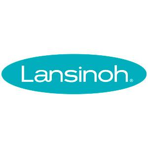 Logotipo Lansinoh productos premama