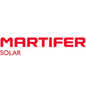 Logotipo Martifer energía solar