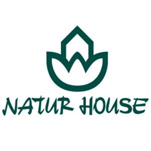 Logotipo Naturhouse empresa dietética