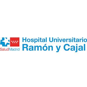 Logotipo Hospital Ramón y Cajal