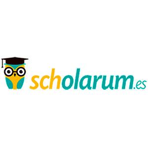 Logotipo Scholarum buscador de colegios