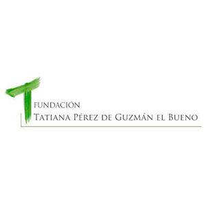 Logotipo Fundación Tatiana Pérez de Guzman el Bueno