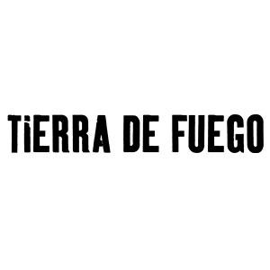 Logotipo Tierra de Fuego senderismo y bienestar